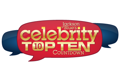 Celebrity Top Ten Countdown