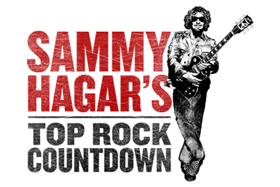 Sammy Hagar's Top Rock Countdown